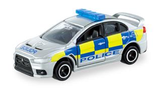 ランサーエボリューションⅩ 英国警察